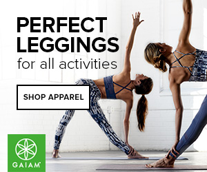 Gaiam Fitness Apparel
