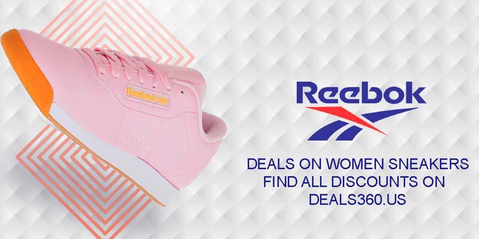reebok sale womens