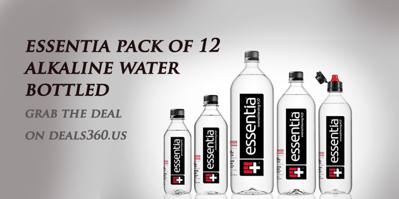 Essentia Water Deals