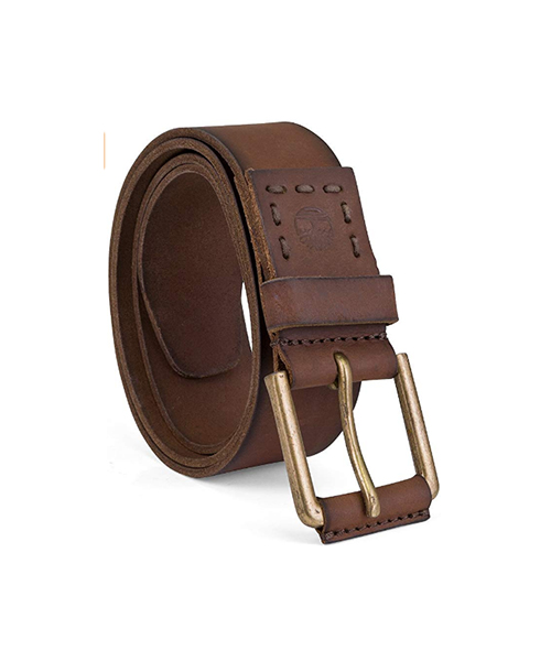 Timberland  Casual Leather Belt for Men Deals
