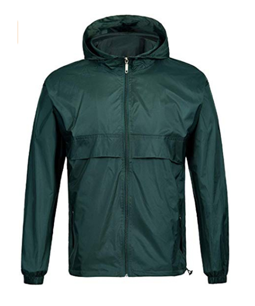 SWISSWELL Men Waterproof Hooded Rainwear Deals