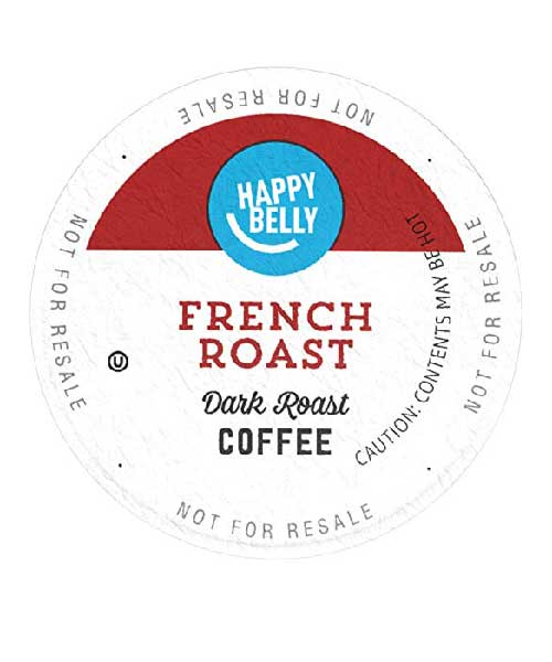 Happy Belly Dark Roast Coffee