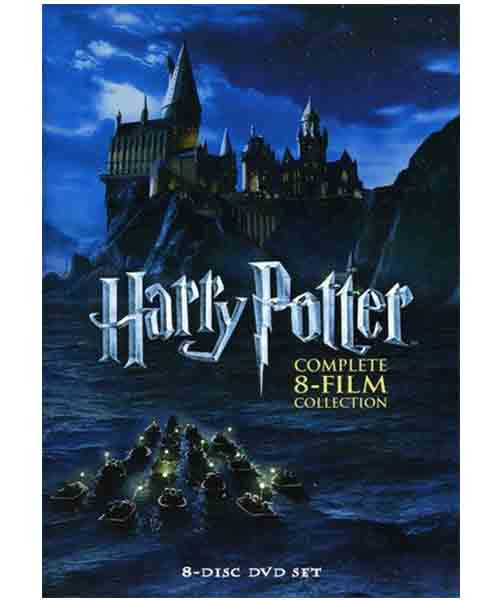 Harry-Potter-The-Complete-8-Film-Collection Movie Deals
