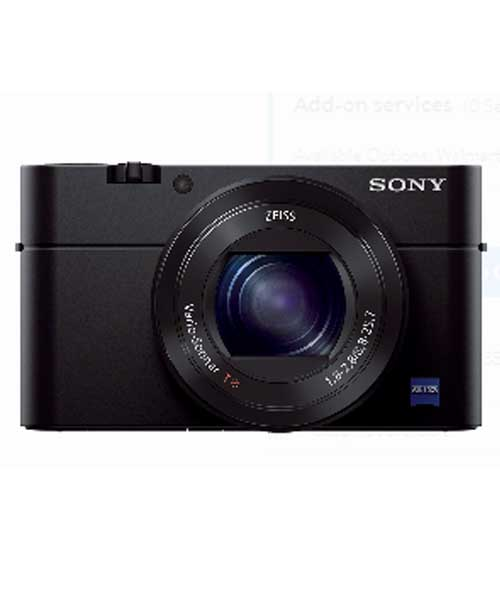 DSC RX100M3/B Cyber-shot Digital Camera Deals