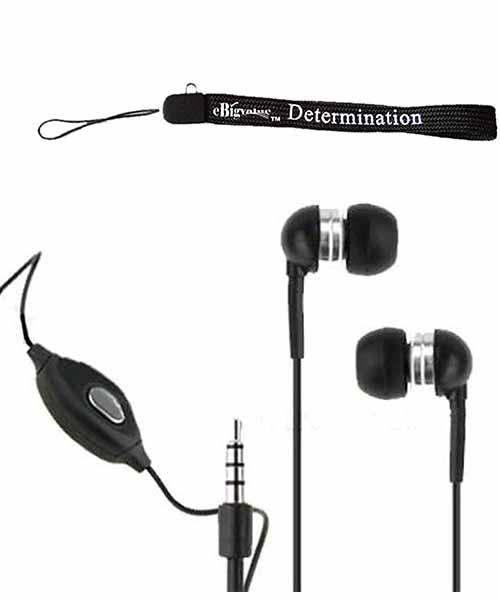 HD-Noise-Filter-Lightweight-Earbud-Earphone Deals