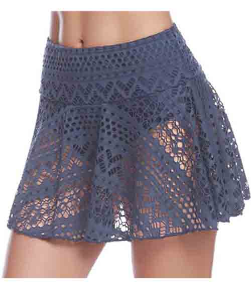 Swim-Skirt-Lace-Crochet-Bikini Deals