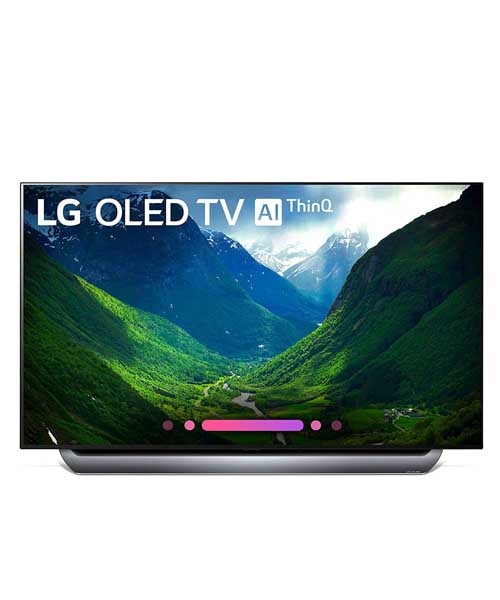 LG Electronics OLED55C8P 4K Ultra HD Smart OLED TV (55-Inches) Deals