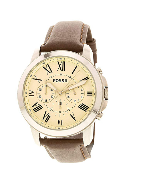 fossil watch deal men