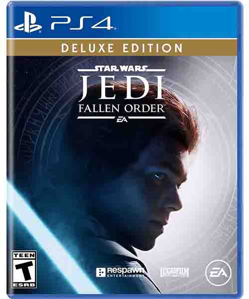 Star Wars Jedi Fallen Order Deluxe Edition PlayStation 4 Deals