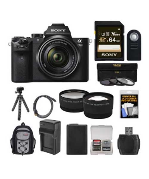 Sony Alpha A7 II Digital Camera Deals