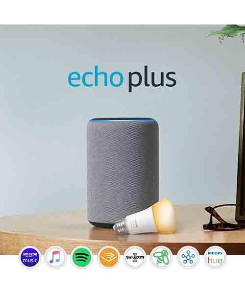Echo-Plus-2nd-Gen-with-Philips-Hue-Bulb Deals