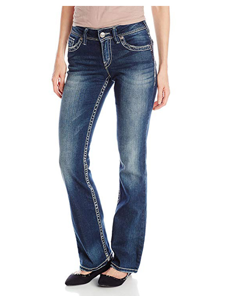 silver jeans deal
