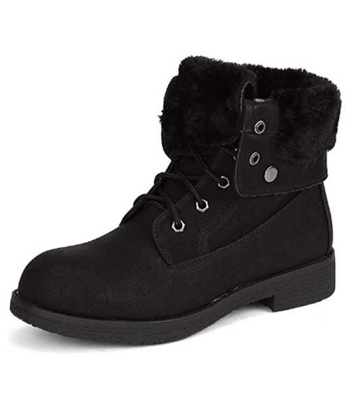 DREAM PAIRS Women's Montreal Ankle Bootie Deals