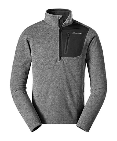 Eddie Bauer Men's Cloud Layer Pro with 1/4-Zip Pullover Deals