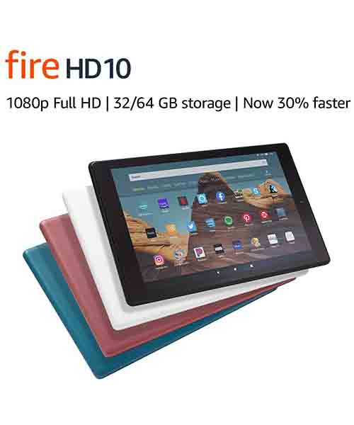 Fire HD 10 Tablet with 32 GB storage deals