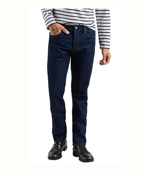 Levi men jeans deal image