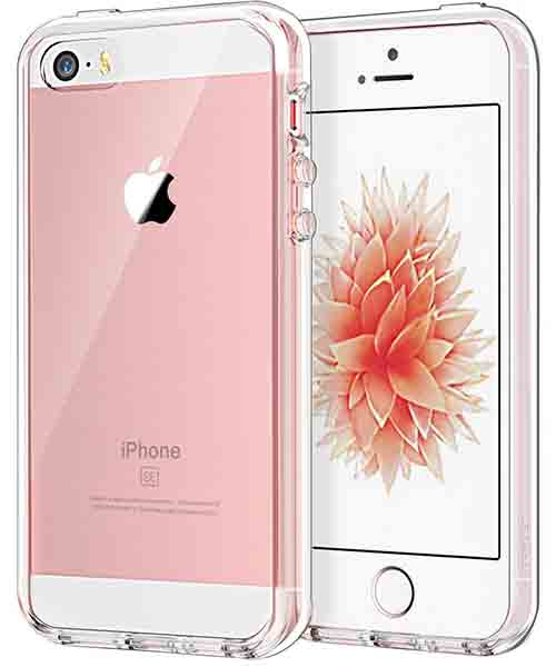 Apple-iPhone-SE-5S-5-Shock-Absorption-Bumper-Cover Deals