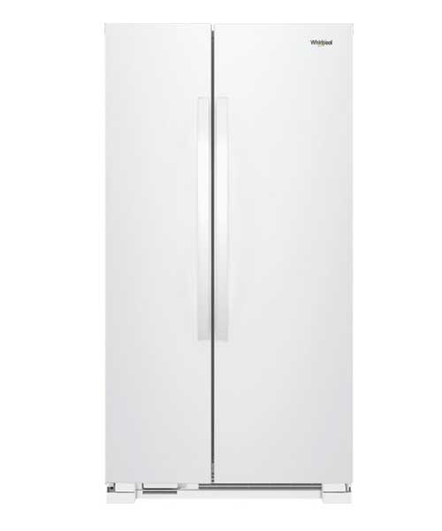 Whirlpool Side-by-Side Refrige