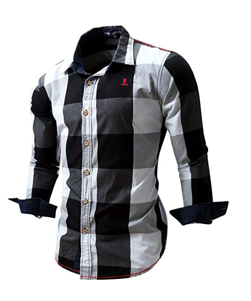 Neleus shirt men deal