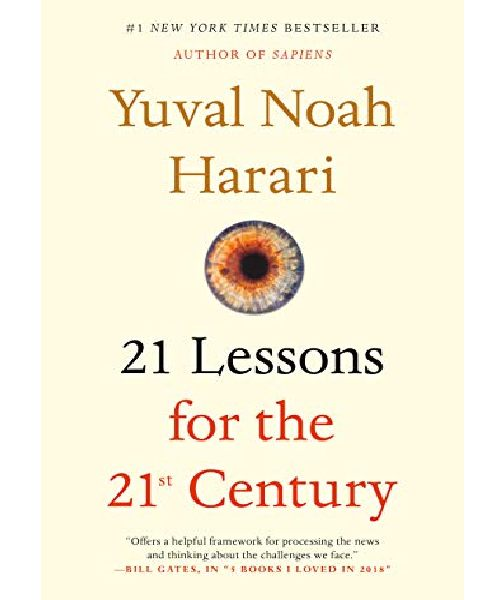 Amazon: 21 Lessons for the 21st Century-Kindle Edition Deals