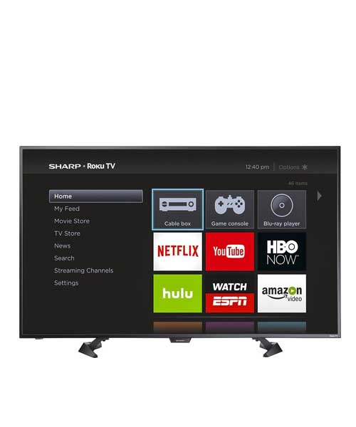 Sharp LED 1080p Smart HD TV Ro