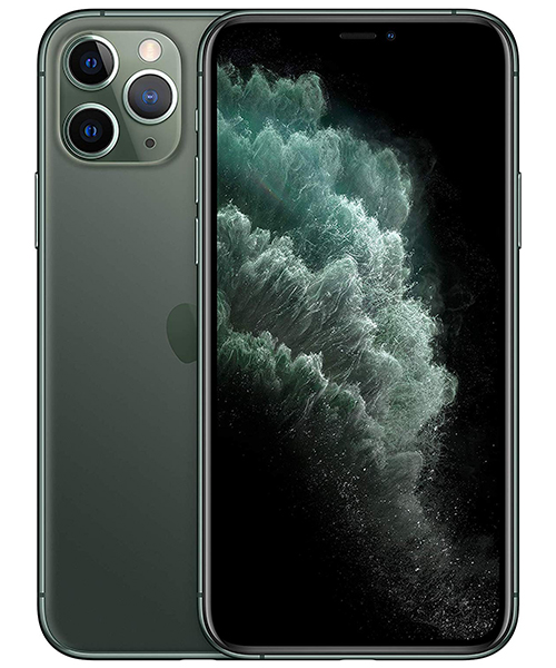 Apple iPhone 11 Pro Max with 64 GB Storage Midnight Green Deals