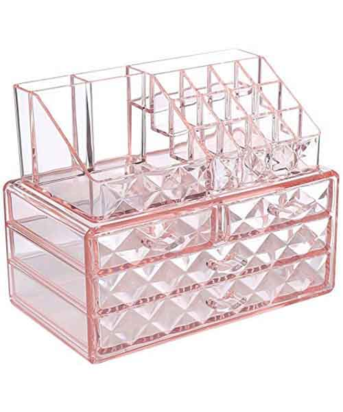 Ikee-Design-Pink-Diamond-Pattern-Jewelry-Storage-Boxes Deals