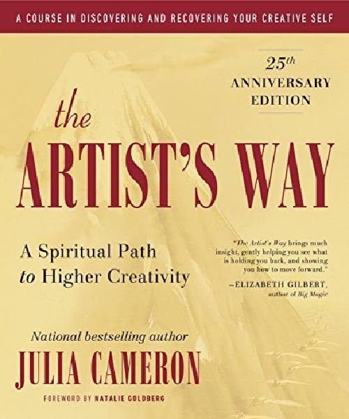 Kindle Edition: The Artist's Way- 25th Anniversary Edition Deals