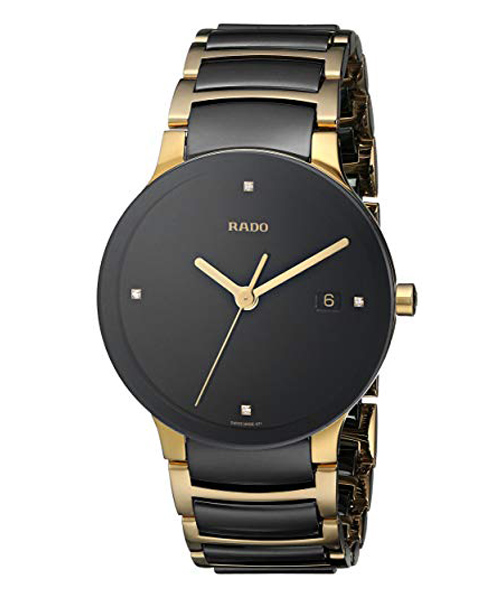 Rado Men's Gold Plated Bracele