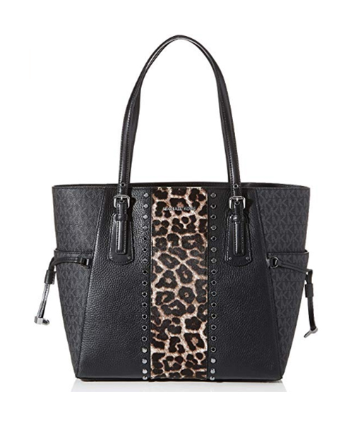 Michael Kors Bag (Multicolour- Black Multi 987) Deals