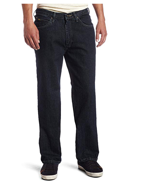 lee men relaxed jeans