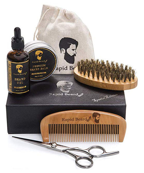 Men's Beard & Grooming Kit Dea