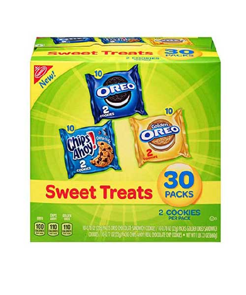Nabisco- Variety of Cookies Pa