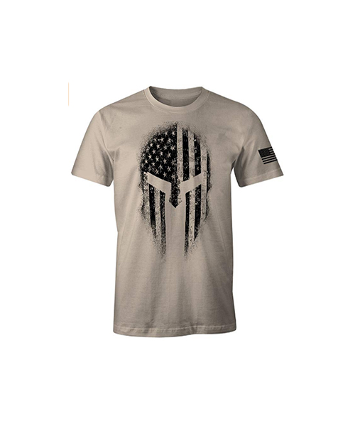 Fantastic Tees USA American Patriotic Men's T Shirt Deals