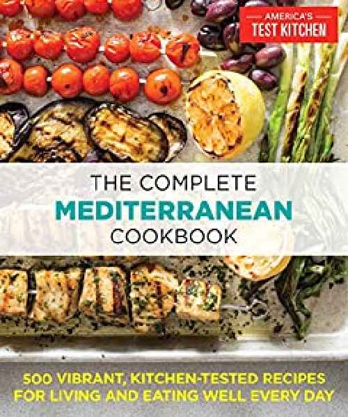 The Complete Mediterranean Cookbook- Kindle Edition Deals
