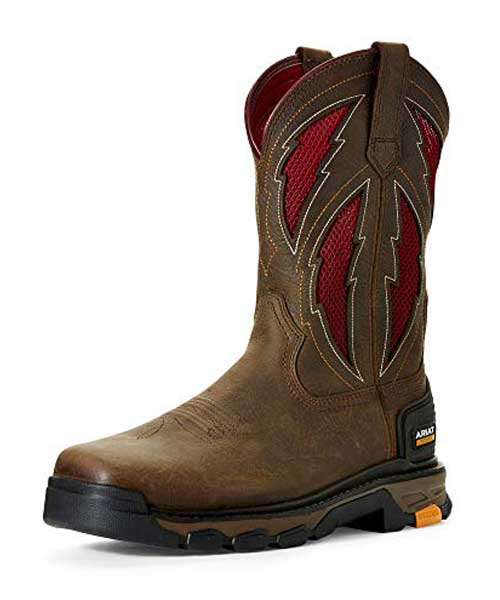 ARIAT : Men's Leather Intrepid