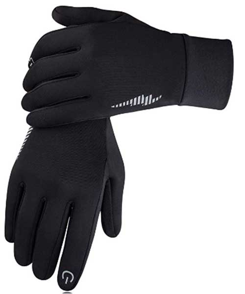 SIMARI Winter Gloves for Men Women for Cycling Running Deals