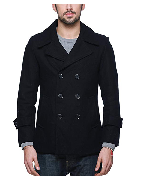 match men coat deal