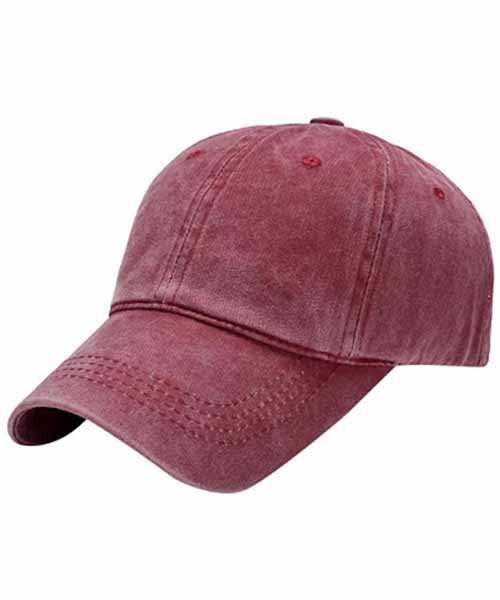 Mens-Casual-Cotton-Adjustable-Baseball-Cap Deals