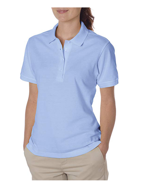 jerzees polo women deal