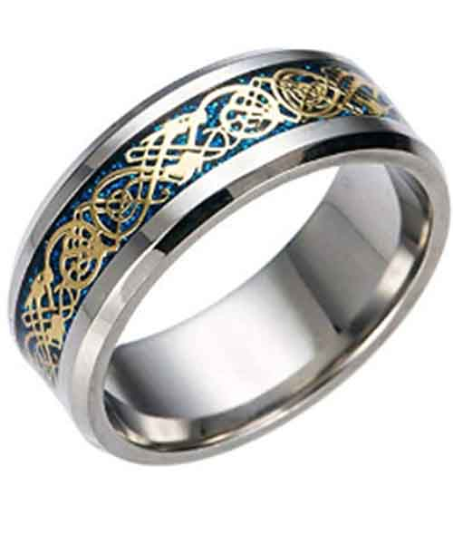Alalaso-Stainless-Steel-Dragon-Ring Deals