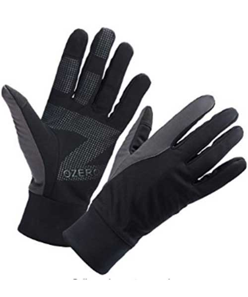 ZERO Mens Winter Thermal Water Resistant Touch Screen Glove Deals