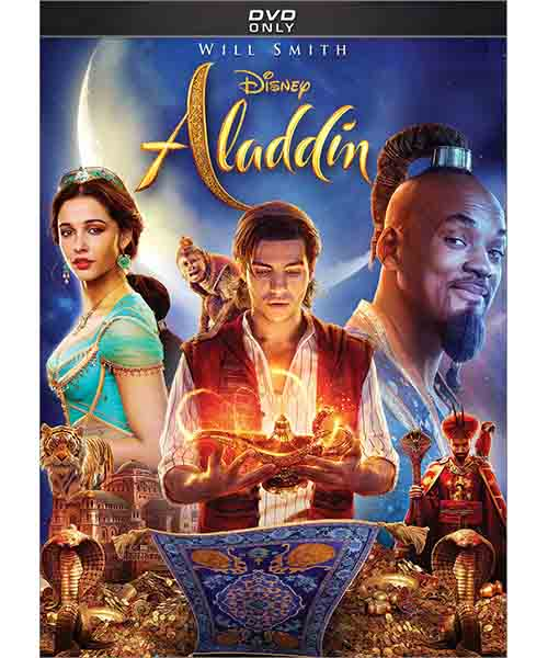ALADDIN-Movie-DVD Deals