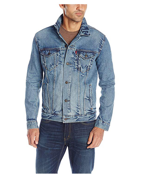 levi men jacket deal