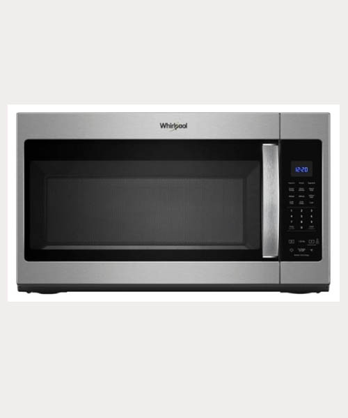 Whirlpool 1.9 cu.ft Microwave + Sensor Cooking + Fingerprint Resist Deals