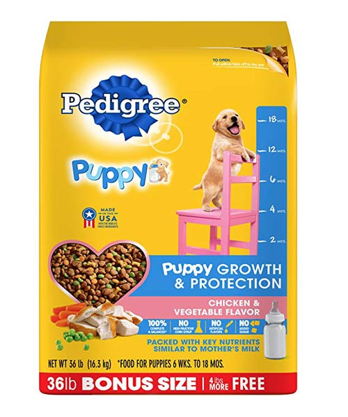 Pedigree Complete Nutrition Pu