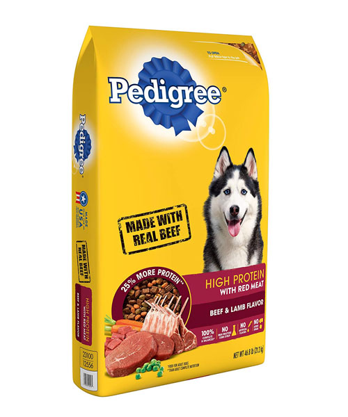Pedigree High Protein Adult Dr