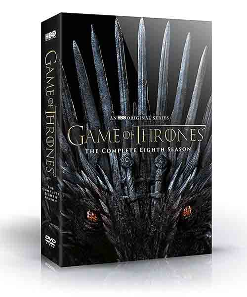 Game-of-Thrones-S8-DVD Deals