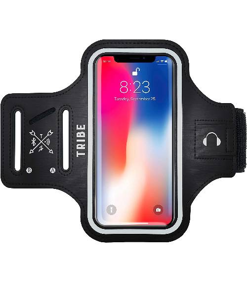 TRIBE Water Resistant Cell Phone Armband Case for iPhone Deals