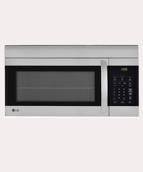 LG 30 Inch stainless Microwave LMV1762ST + Stainless & Black Deals